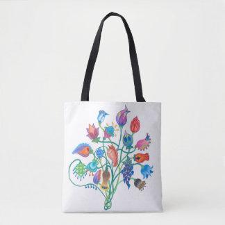 Tote Bag Bouquet fantaisie Fourre-tout