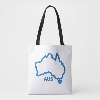 Tote Bag Bourse Australie Limits