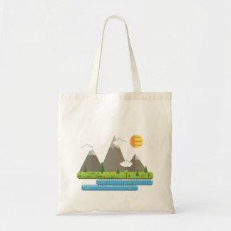 Tote Bag Bourse de Tissu