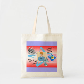 TOTE BAG BOURSE ORIGINALE FIERTÉ FRIKI