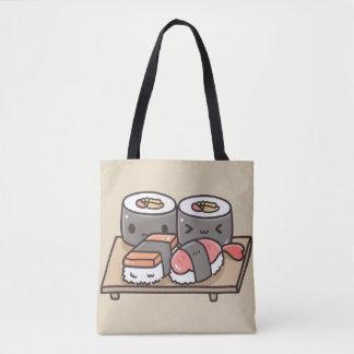 Tote Bag Bourse Sushi Kawaii