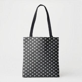 Tote Bag bourse tote pour prendre le basique de quotidien