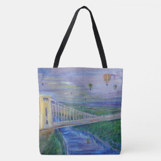 Tote Bag Bristol - pont suspendu de Clifton