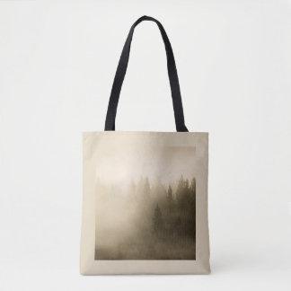 Tote Bag Brouillard de matin