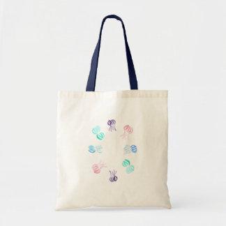 Tote Bag Budget Fourre-tout de méduses