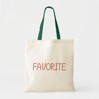 Tote Bag Budget préféré Fourre-tout