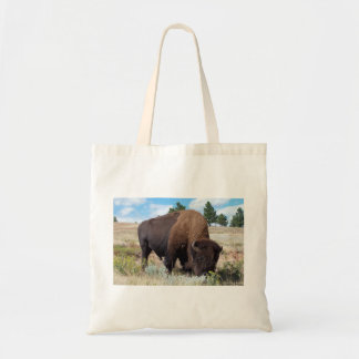 Tote Bag Buffalo du Dakota du Sud