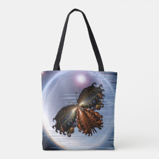 Tote Bag Butterfly on Heaven