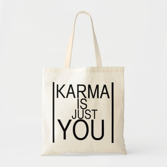 Tote Bag cabas en tissu karma