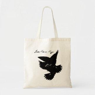 Tote Bag Cabas oiseaux J2M Jean-Marie Moyer