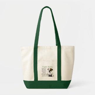 Tote Bag Cadeaux anglais de bouledogue