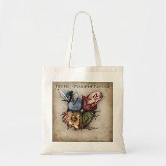 Tote Bag Camaraderie de logo Fourre-tout d'imaginaire