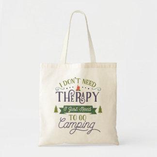 Tote Bag Camper pas thérapie