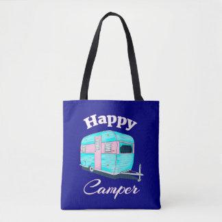 Tote Bag Camping de remorque de profondément satisfait