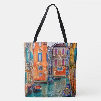 Tote Bag Canal de Venise Italie