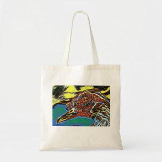 Tote Bag Canard de Muscovy mystique Fourre-tout