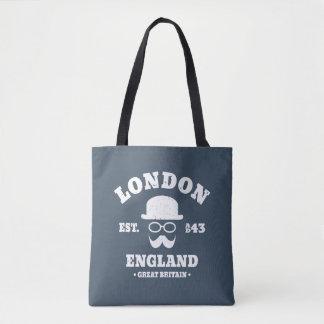 Tote Bag Casquette de lanceur de Londres Angleterre de