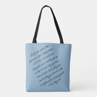 Tote Bag Ceaslessly