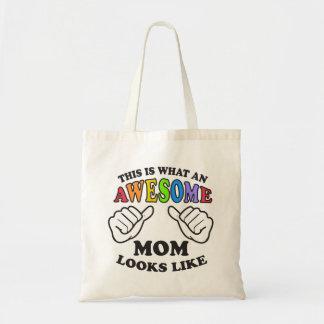 Tote Bag C'est à quelle maman lesbienne impressionnante