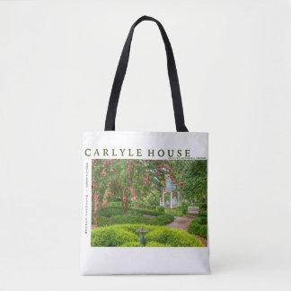Tote Bag Chambre de Carlyle et jardin historique