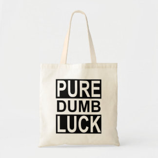 Tote Bag Chance muette pure