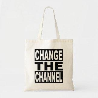 Tote Bag Changez la Manche