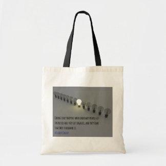 Tote Bag Changez se produit seulement (1) fourre-tout