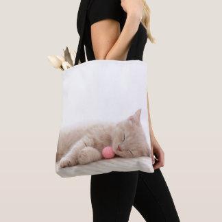 Tote Bag Chat britannique de Shorthair