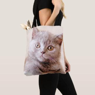 Tote Bag Chat britannique mignon de Shorthair