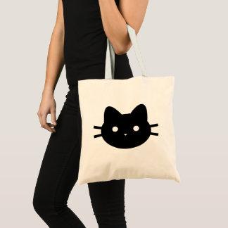 Tote Bag Chat noir Fourre-tout
