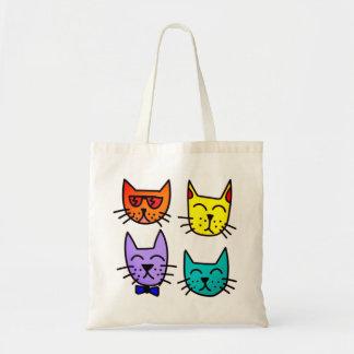 Tote Bag Chats frais