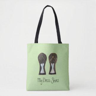 Tote Bag Chaussures élégantes de bascule électronique