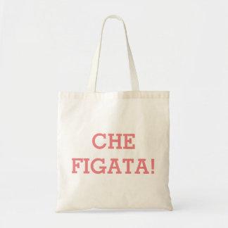 Tote Bag - CHE FIGATA ! Sac De Toile