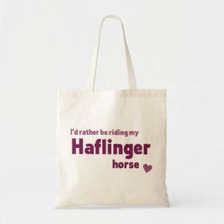Tote Bag Cheval de Haflinger