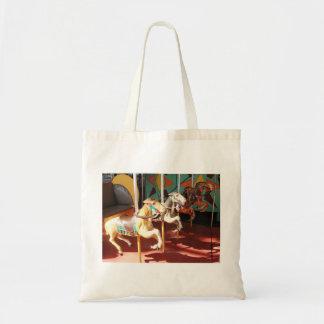 Tote Bag Cheval Fourre-tout de carrousel