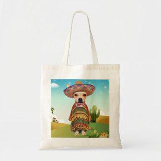 Tote Bag Chien mexicain, chiwawa