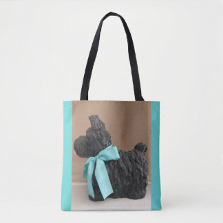 Tote Bag Chiens de Scottie