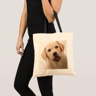 Tote Bag Chiot d'or de Labrador