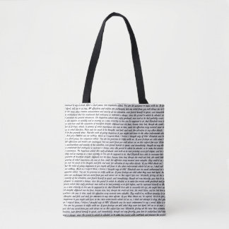 Tote Bag Citations de Jane Austen