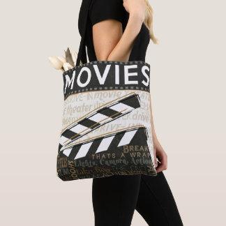Tote Bag Clapet vintage de film