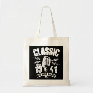 Tote Bag Classique depuis 1941 et toujours Rockin