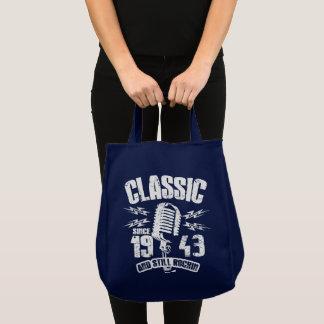 Tote Bag Classique depuis 1943 et toujours Rockin