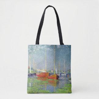 Tote Bag Claude Monet | Argenteuil, c.1872-5