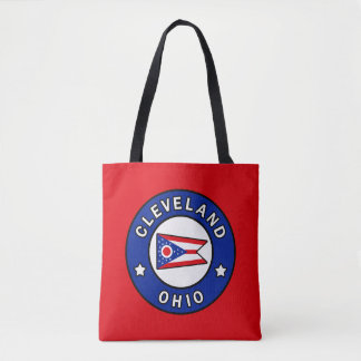 Tote Bag Cleveland Ohio