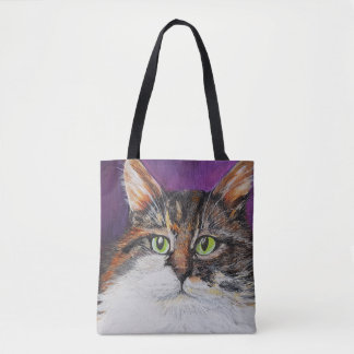Tote Bag Clyde beau superbe le chat