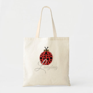 Tote Bag Coccinelle chanceuse