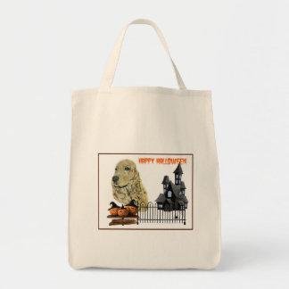 Tote Bag Cocker anglais