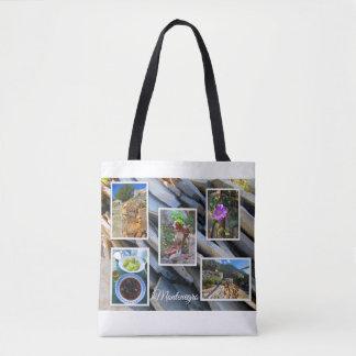 Tote Bag Collection de voyage de Monténégro