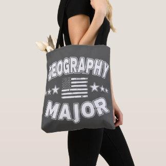Tote Bag Commandant drapeau américain patriotique