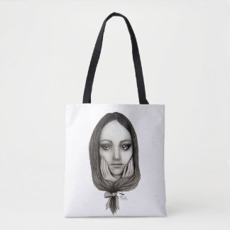 Tote Bag Comme une poupée